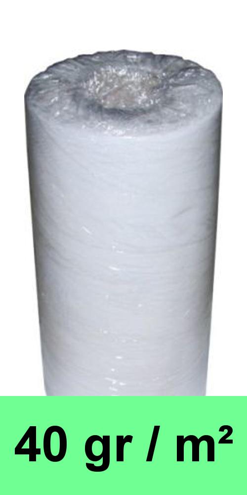 Filtervlies, Ersatzvlies AL 40 800 mm x 100 m