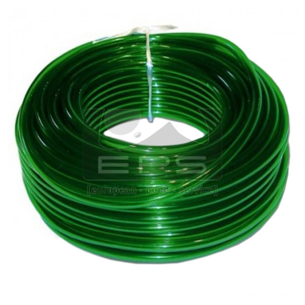 Luftschlauch 12/16 mm, grün, 10 m