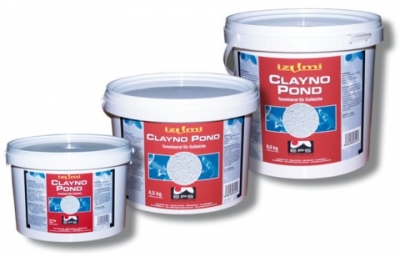 Clayno Pond Tonmineral 25 Kg