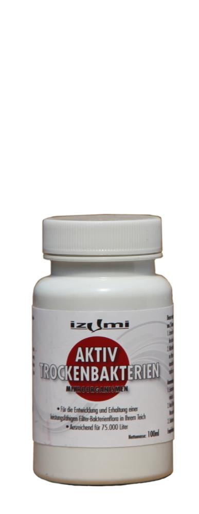 Izumi Trockenbakterien 100 ml - Bio Filter Aktiv plus