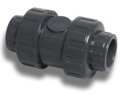 PVC Rückschlagventil -40 mm