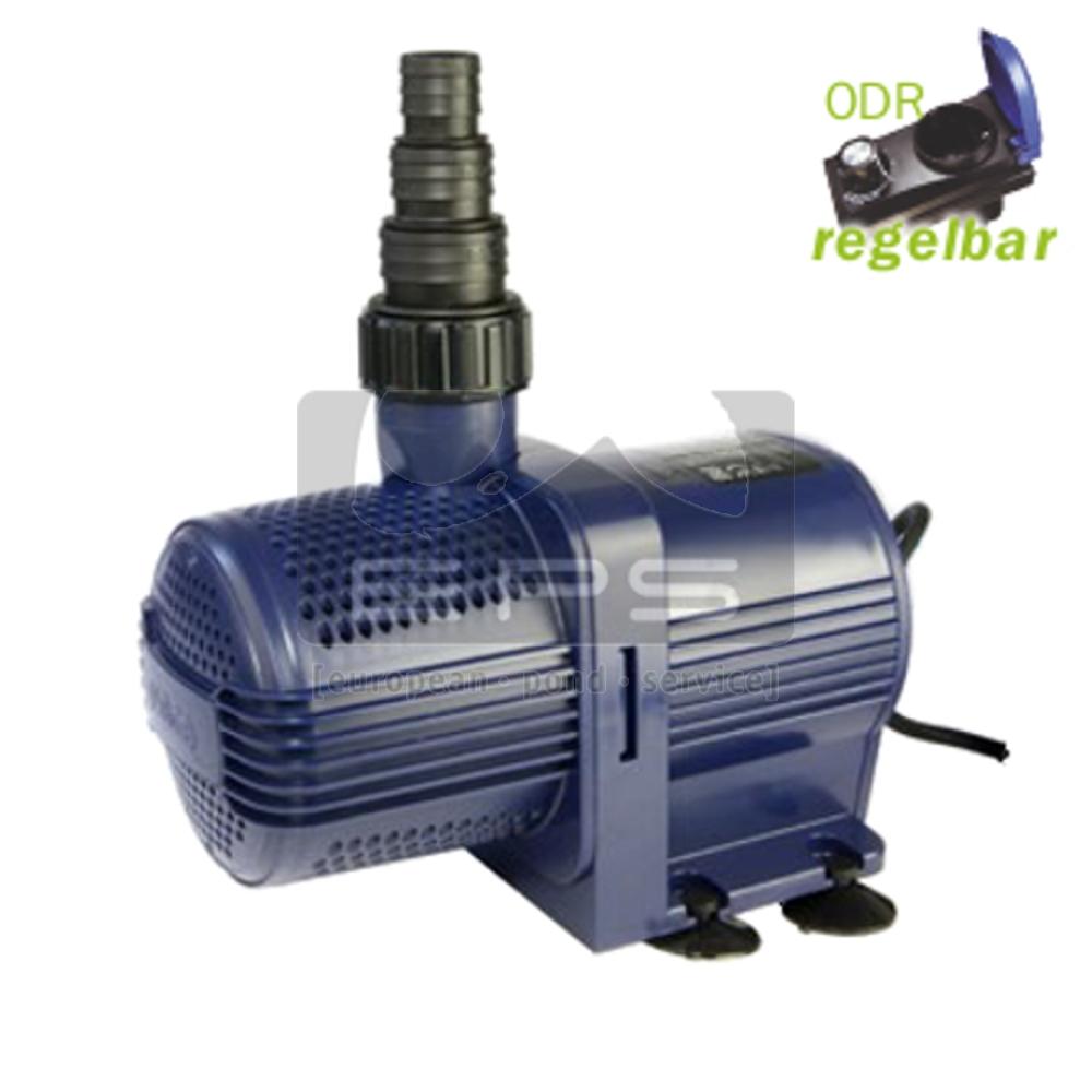 Teichpumpe BB3-8000 49W mit Fernsteuerung, Energiesparpumpe, regelbar