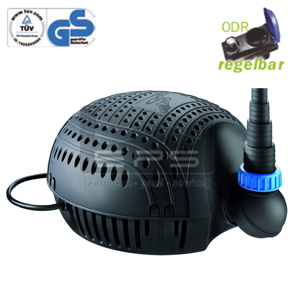 Teichpumpe OSF 12000 Eco - 130 Watt