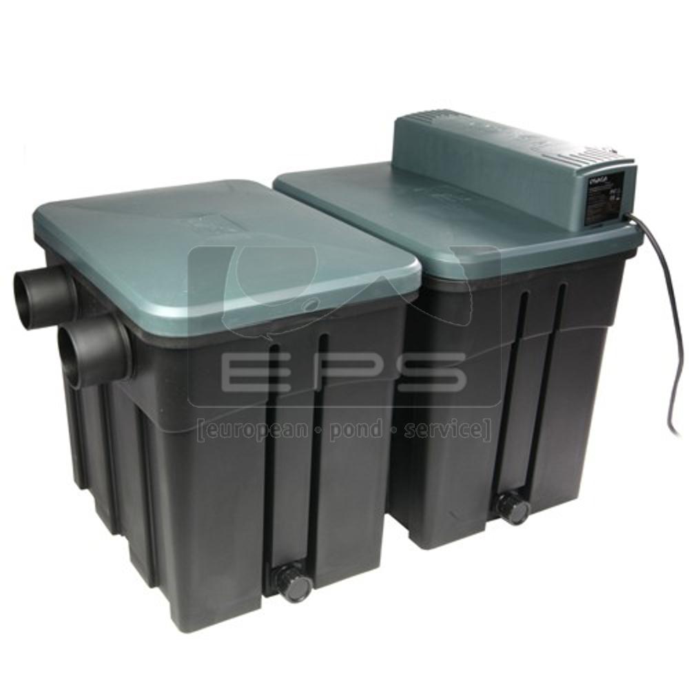 Kompaktfilter OTF-16001 inkl. 18 W UVC