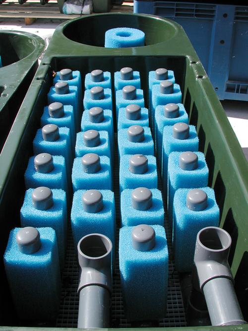 Patronenfilter PF-S 14.000 Schwerkraftversion