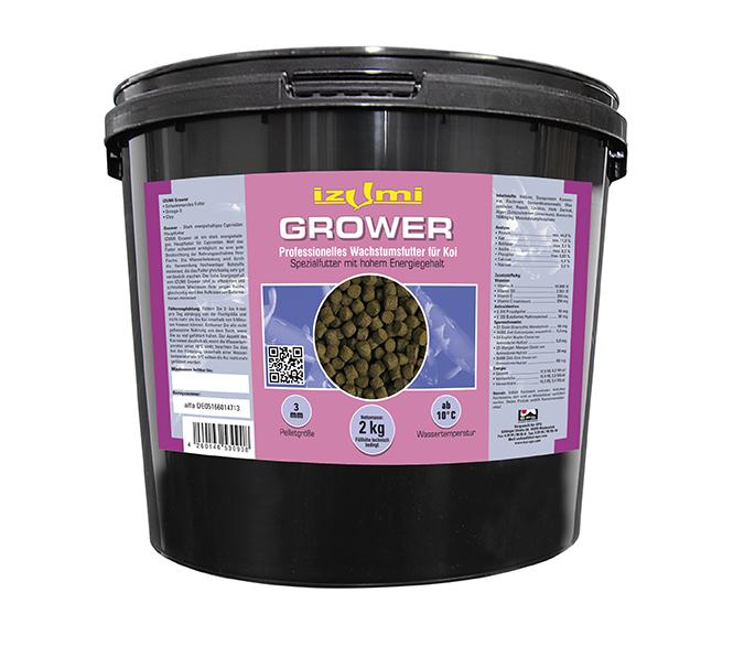 Izumi Grower 6 mm - 2 kg
