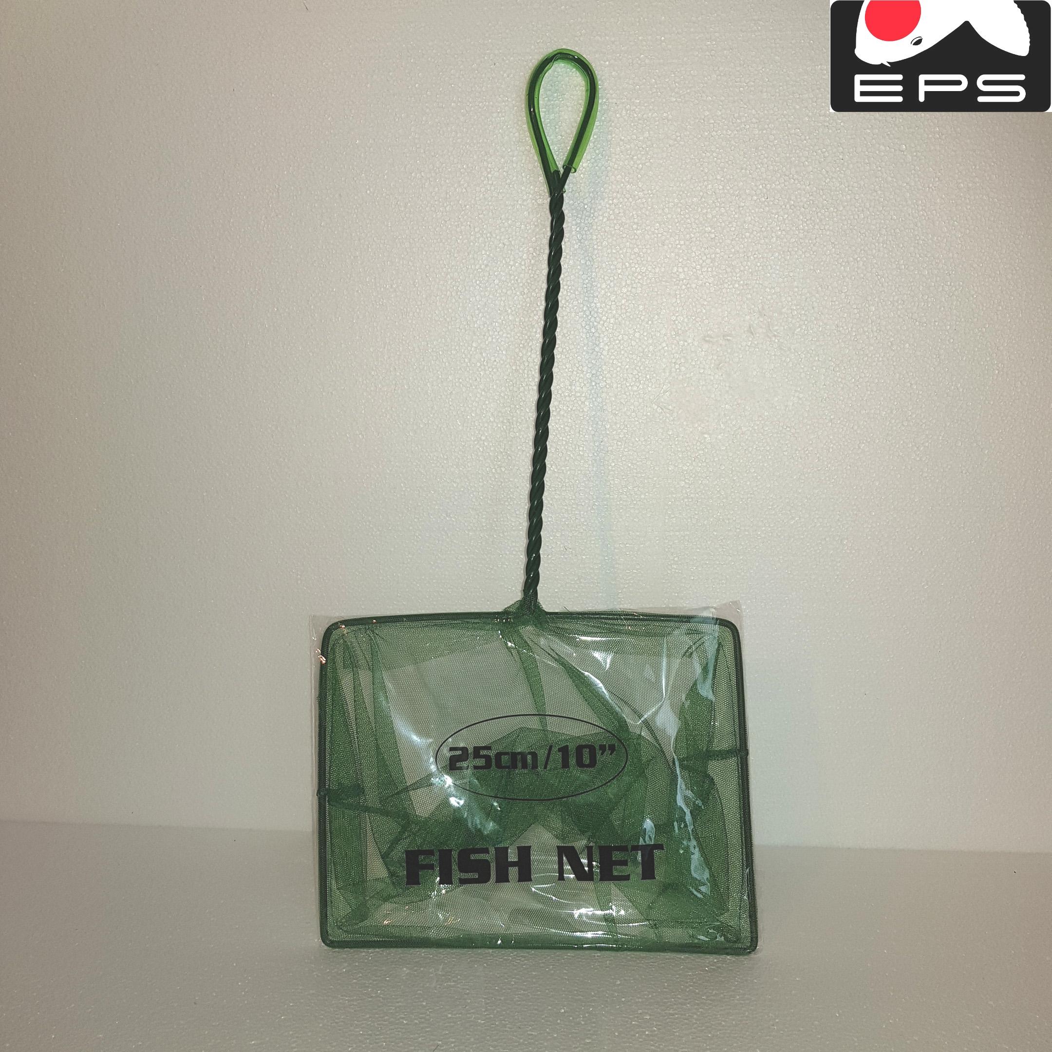 Aquarienkescher, Aquarien-Kescher, Kescher für Aquarien / Aquarium 25 x 18 cm, Griff: 31 cm