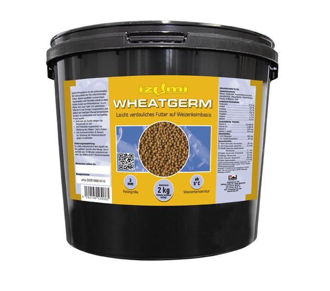 Izumi Wheat Germ 6 mm - 2 kg
