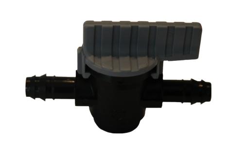 PE-Ventil 12 mm x 12 mm