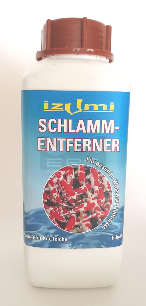 Izumi Teich-Schlammentfernung 1 l
