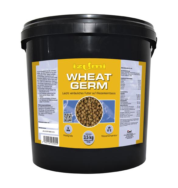 Izumi Wheat Germ 3 mm - 3,5 kg
