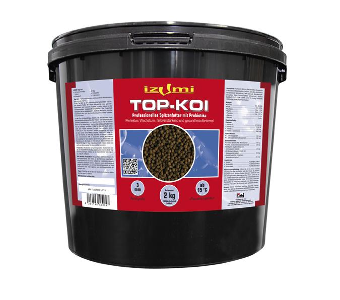 Izumi Top Koi 3 mm - 2 kg