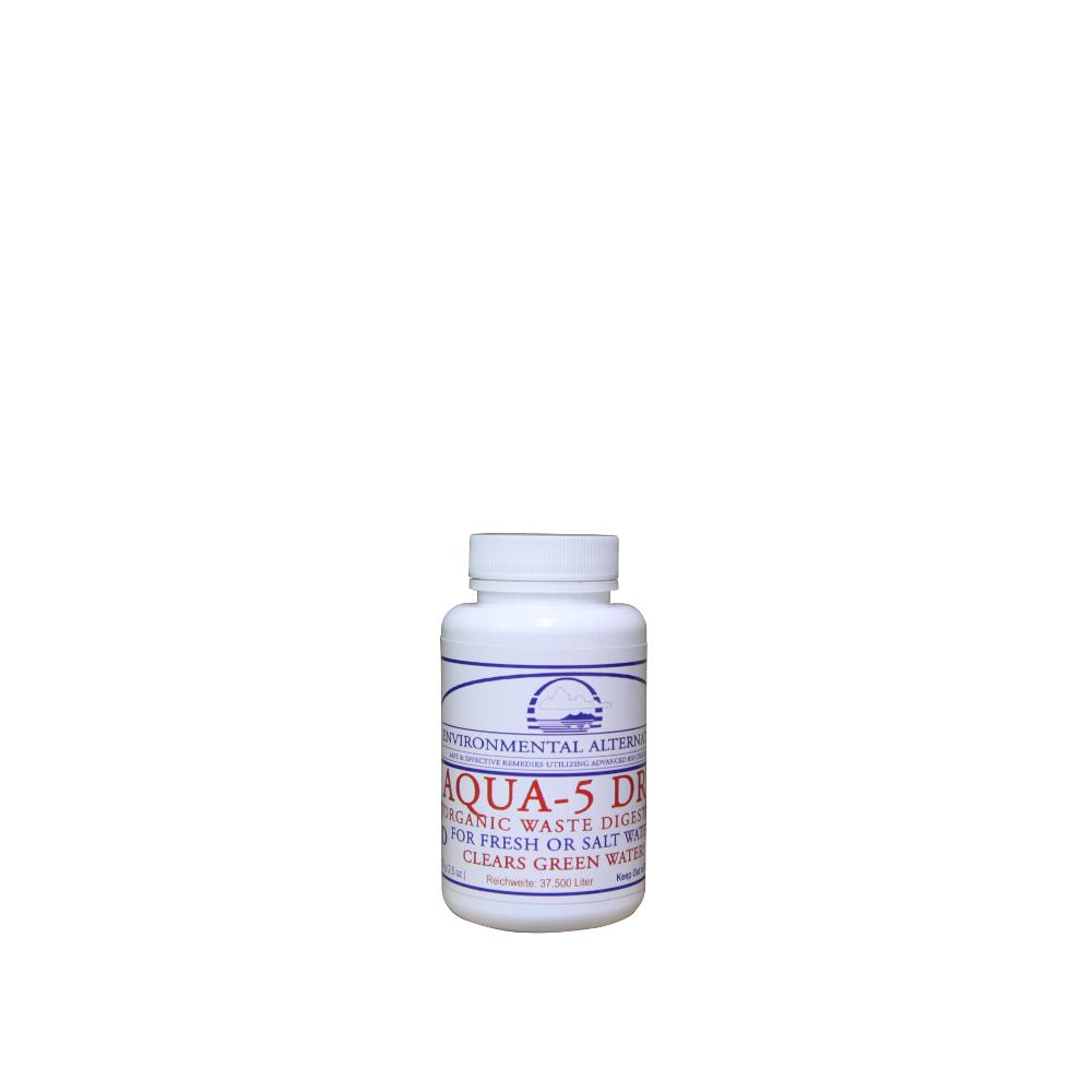Aqua 5 dry Trockenbakterien, Bakterien Aqua-5-dry, Mini Dose 70 g
