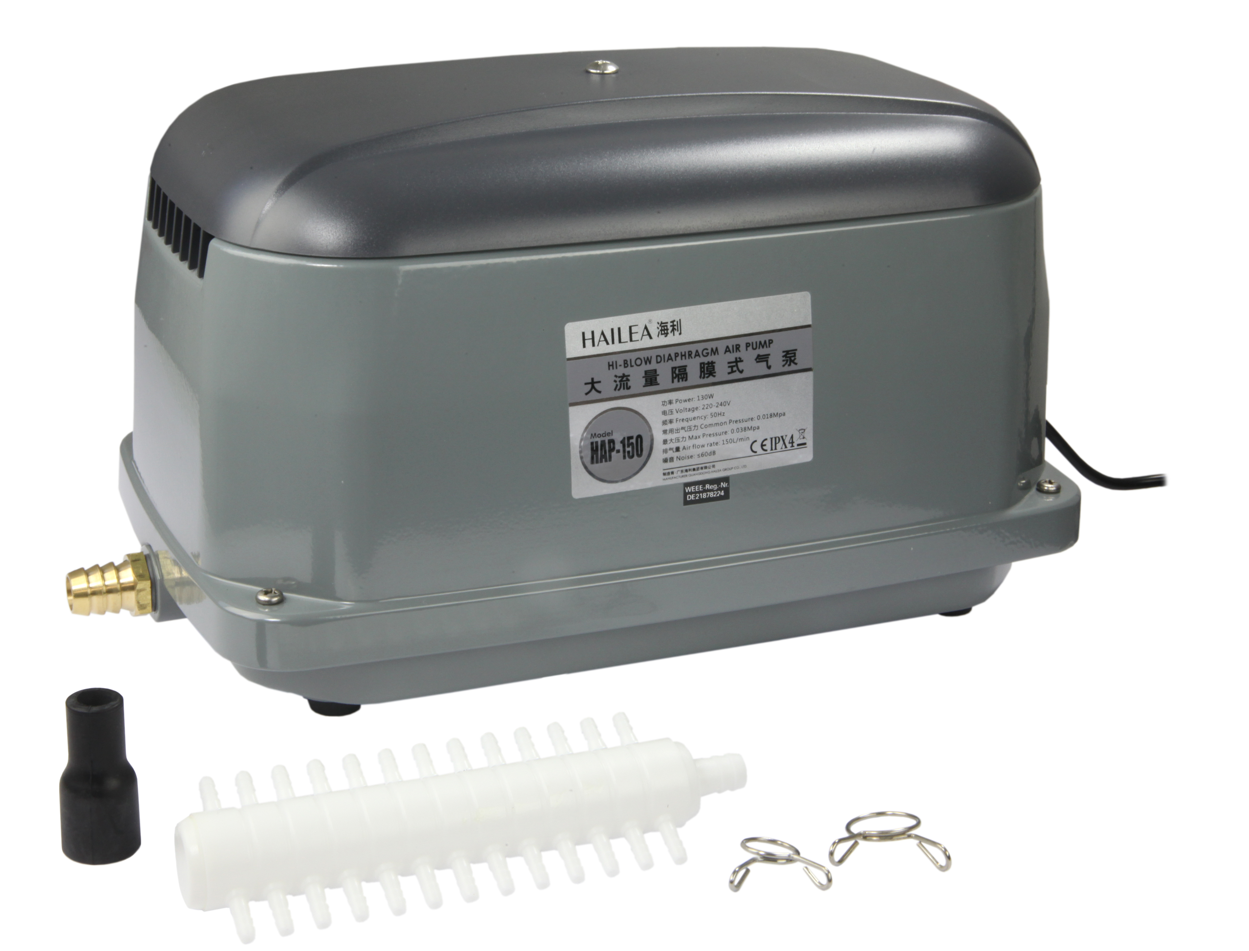 HAP-200 Membran-Kompressor