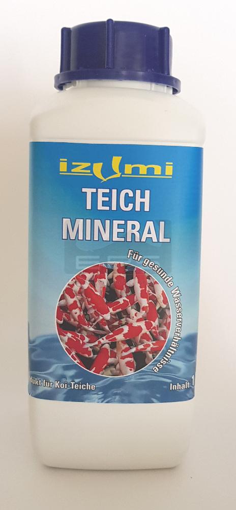 Izumi Teich-Mineralien 1 l / 900 g