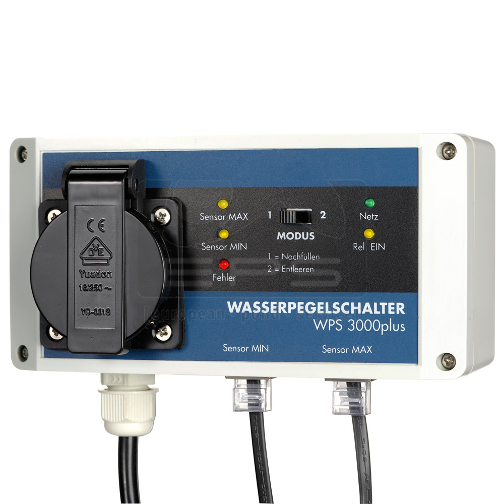 Niveauregler WPS 3000 plus - Wasserstandsmelder, Pegelstandsmelder