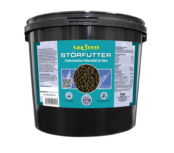 Izumi Störfutter 6 mm - 3,5 kg