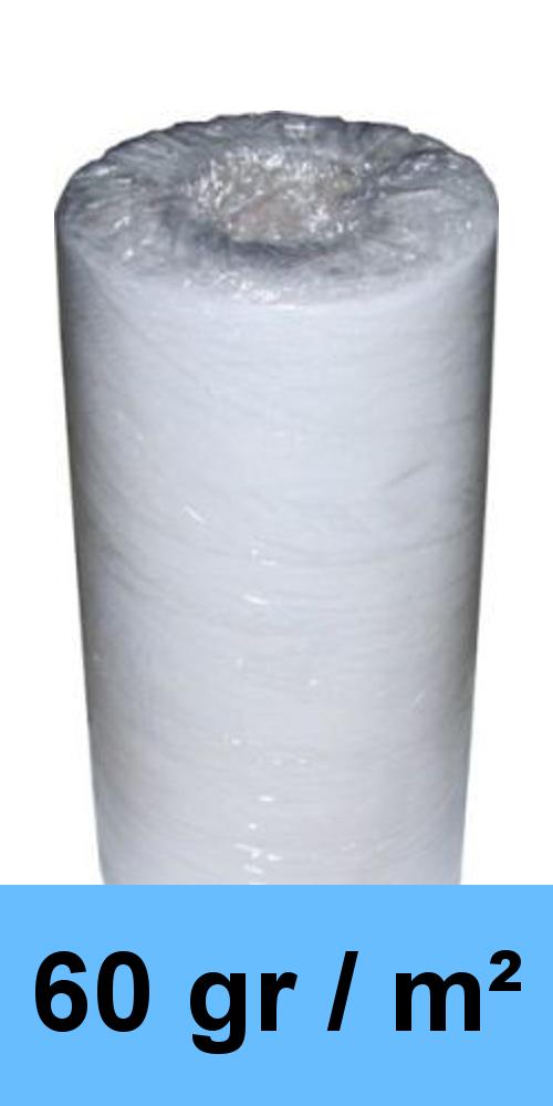 Filtervlies, Ersatzvlies AL 60 800 mm x 100 m
