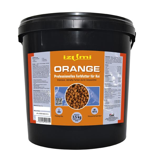 Izumi Orange 6  mm - 3,5 kg