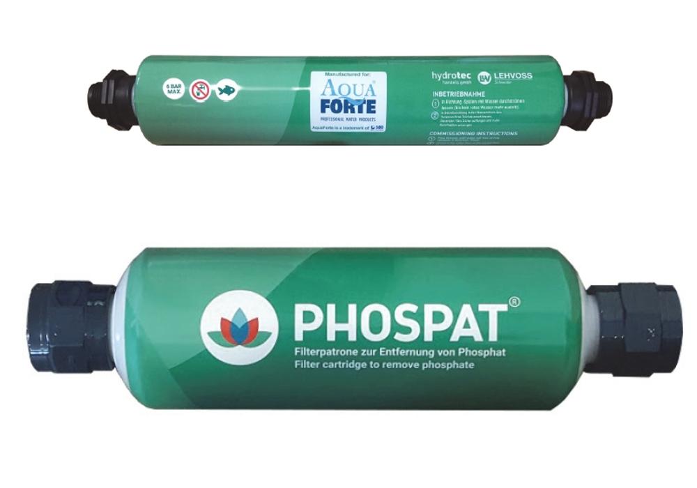 """AF Phospat Filterpatrone 3 (Phosphat Abbau) 2"""" IG"""