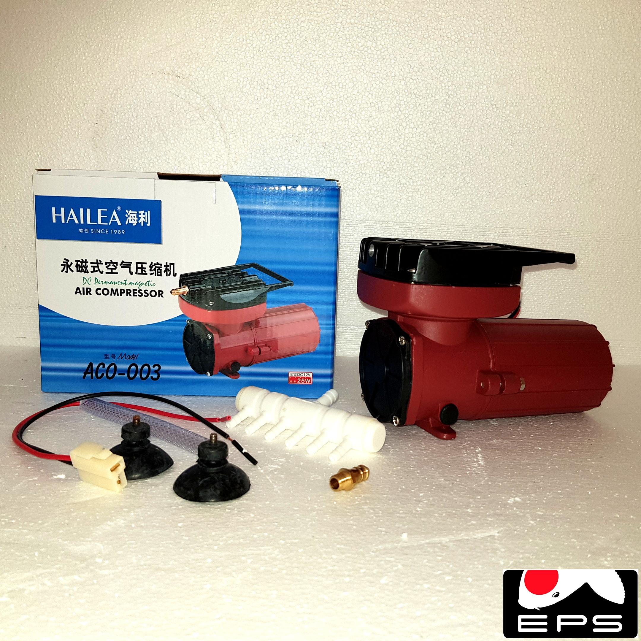 Hailea ACO-003 Transportbelüfter 12 V