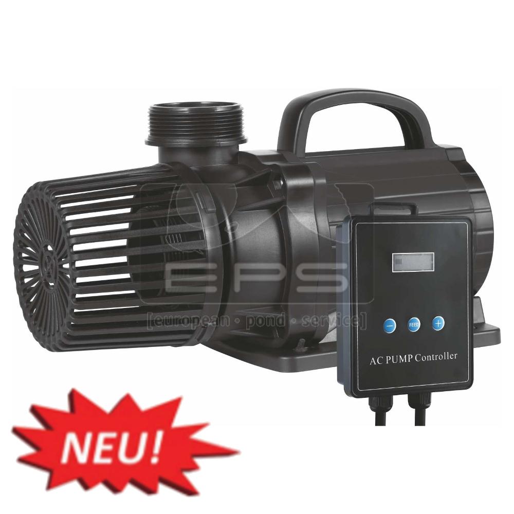 Teichpumpe  EASY 20000 l/h mit Digitalsteuerung