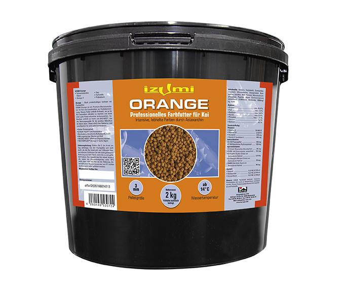 Izumi Orange 6 mm - 2 kg