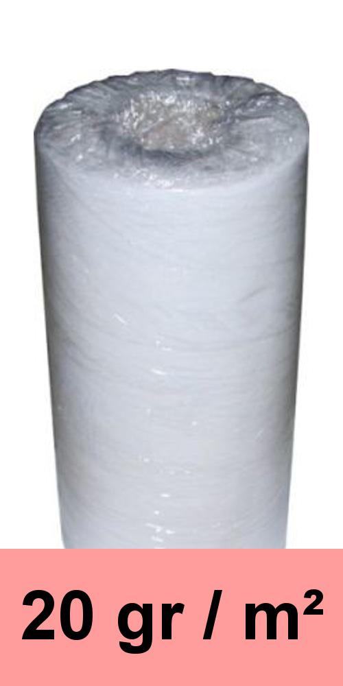 Filtervlies, Ersatzvlies MPP 20 500 mm x 200 m