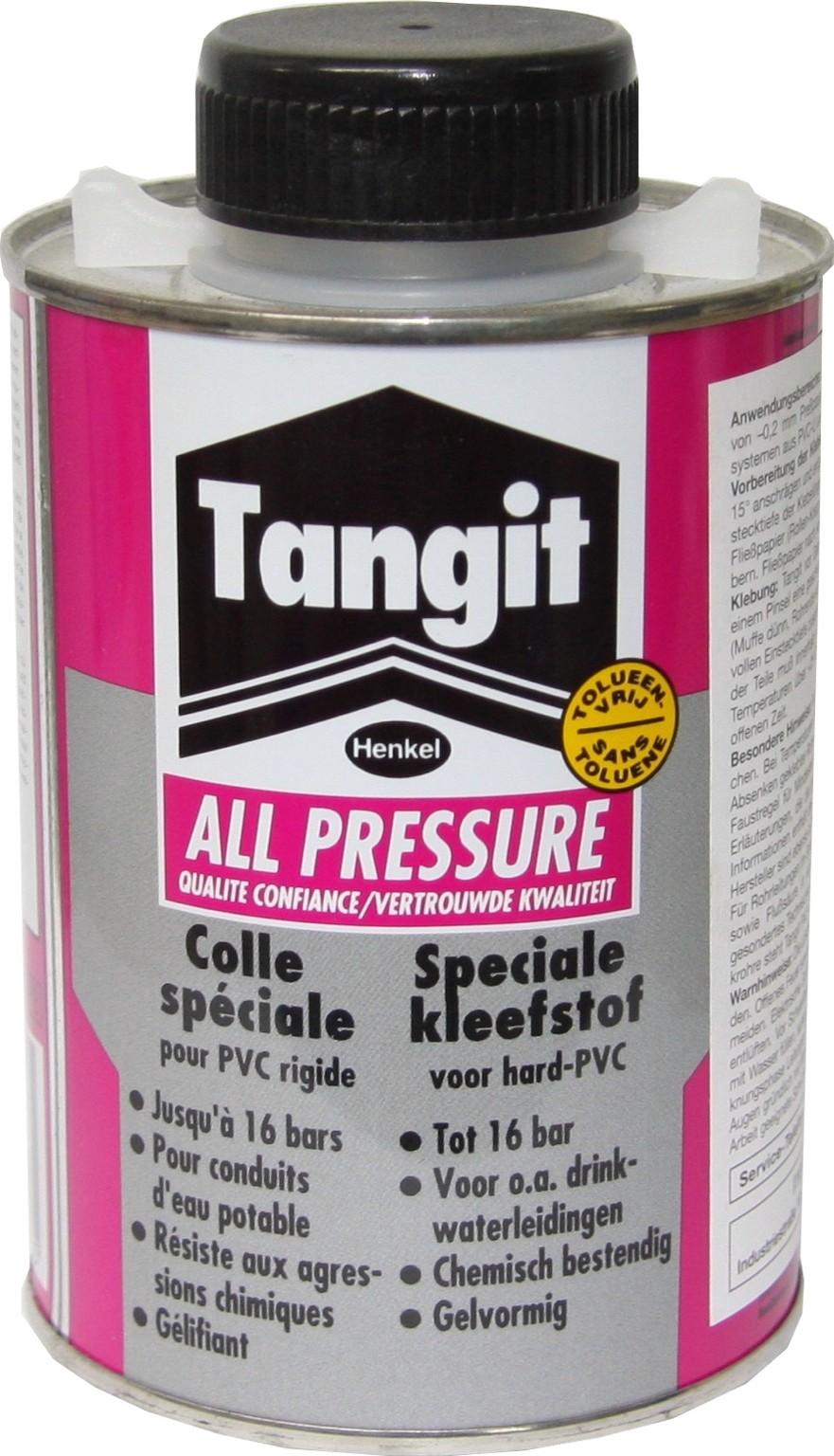 PVC Kleber Tangit 1000 ml / 960 g mit Pinsel
