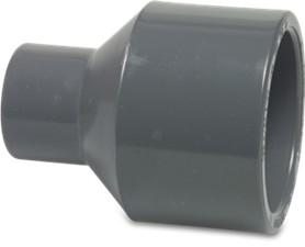 PVC Reduziermuffe-32/25 x 20 mm