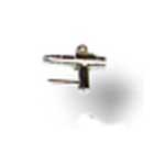 Luftventil, 4mm, 1-Weg mit Gewinde