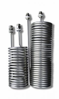 Wärmetauscher (Spirale) 15 KW
