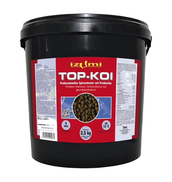 Izumi Top Koi 6 mm - 3,5 kg