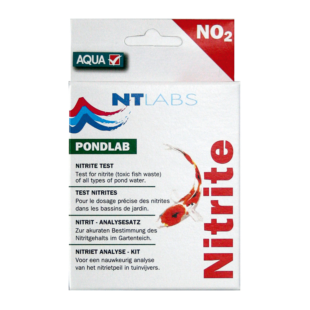 Pondlab Nitrite Test Kit - 40 Tests