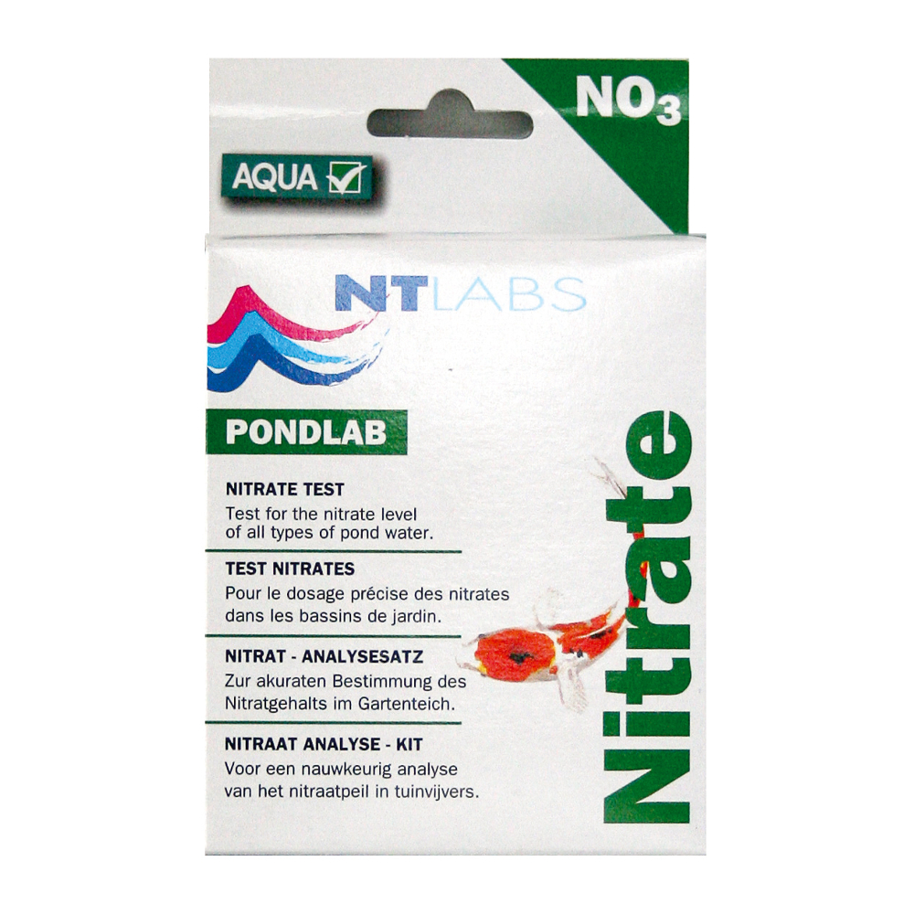 Pondlab Nitrate Test Kit - 30 Tests